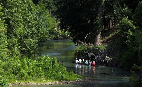 Best Paddling Towns: San Marcos, Texas | Canoe & Kayak Magazine | San Marcos River | Scoop.it