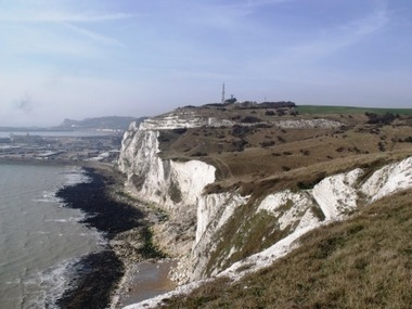 The White Cliffs – From Deal to Dover Coastal Walk | Walks And Walking | Scoop.it