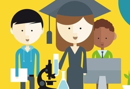 Why (And How) Students Can Get Excited About STEM | Higher Education and academic research | Scoop.it