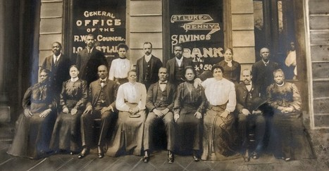 The Rise and Fall of Black Wall Street | itsyourbiz | Scoop.it