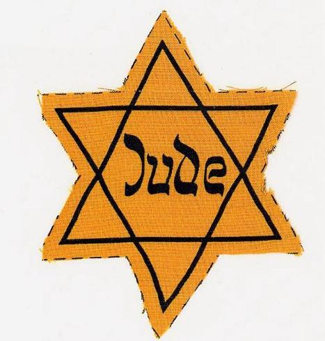 Jewish Star | The Four Perfect Pebbles: Germany | Scoop.it