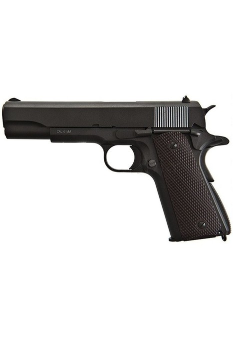 KWC M1911 Full Metal Gas Blow Back CO2 Pistol | Military Surplus Canada | Scoop.it