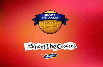 Mc Vitie's déclare la guerre online aux cookies ! #ShootTheCookies | Veille Pub Actu & Buzz | Scoop.it
