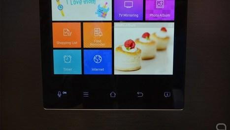 Así son los electrodomésticos inteligentes de Samsung | Information Technology & Social Media News | Scoop.it