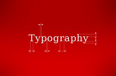 5 top typography resources | e-Development | Scoop.it