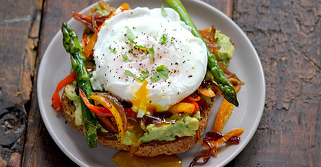 34 Quick and Easy Veggie-Packed Breakfast Ideas | Fitness and nutrition | Scoop.it