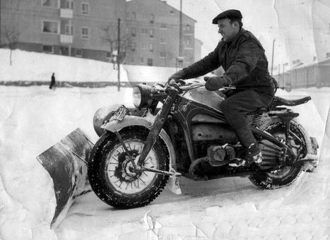 Sondage - Combien de kms avez-vous fait en moto pendant cet hiver ? | La moto au quotidien | Scoop.it
