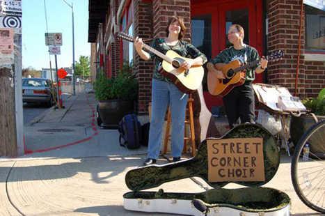 Street Corner Choir delivers final Last Minute Folk show of year - cjonline.com   OffStage   Scoop.it
