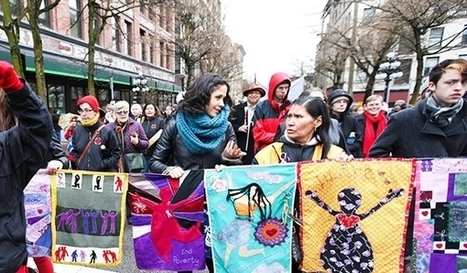 Canadians Rally to Support Native Women - Fars News Agency | Alma Abierta Project | Scoop.it