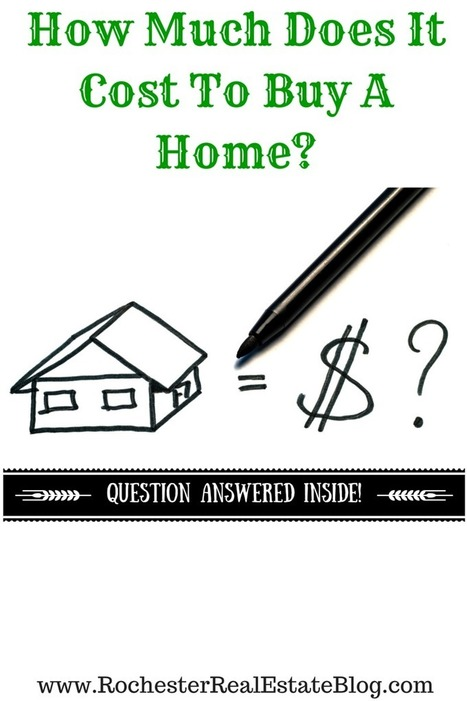 How To Determine The Costs To Buy A Home | New Hampshire Homes | Scoop.it