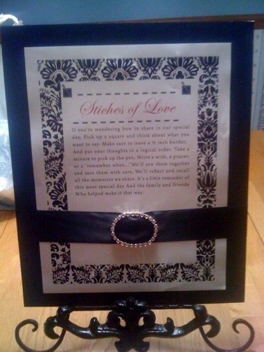 15 Black & White Wedding Craft Ideas|Uniquely You Planning On How To Plan A Perfect Wedding | Wedding Planning | Scoop.it