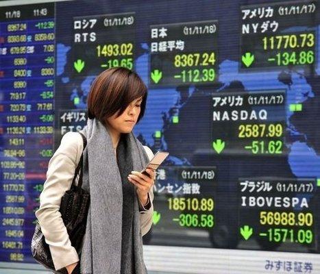 La Bourse de Tokyo termine la séance de mardi sur une note optimiste. | Finances et Bourse | Scoop.it