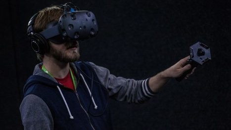 HTC Viveport M: What it might mean for VR content creators AND the future of the Vive | Second Life and other Virtual Worlds | Scoop.it