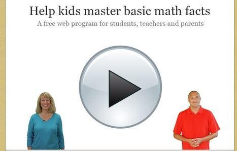 XtraMath - help kids master basic math facts | The Education S.T.R.E.a.M., Inc. | Scoop.it
