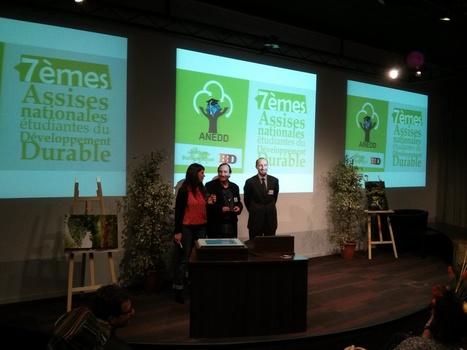 Lauréat Grand Prix des Collectivités Responsables 2013 | Mastère Gestion Responsable des Territoires | Scoop.it