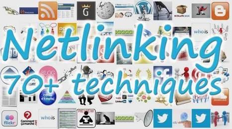 Netlinking : 70 Techniques Détaillées pour vos Backlinks ! | Stratégie Webmarketing Référencement SEO | Scoop.it