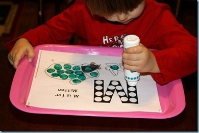 Ideas for Using ~ Dot Fun Printables | Learn through Play - pre-K | Scoop.it