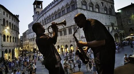 Jazz, blues, theater: summer in Umbria, art and music | Italia Mia | Scoop.it