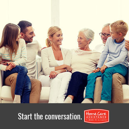 Discussing Home Care with Senior Loved Ones   Home Care Assistance of Boca Raton   Scoop.it