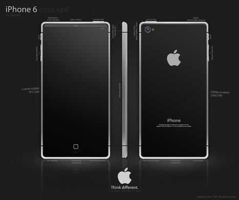 Apple iPhone 6 - Grease n Gasoline | Mobile Technology | Scoop.it