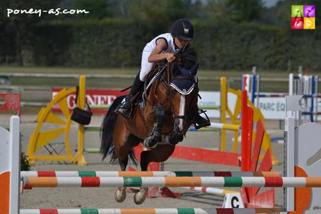 Tournée des As de CSO du Sologn'Pony (41), les 18 et 19 août 2012 | Cheval et sport | Scoop.it