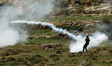 Clashes Resume Across Israel-Gaza Border | Chris' Regional Geography | Scoop.it