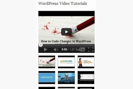 6 Best WordPress Plugins for YouTube Publishers | Educational Use of Social Media | Scoop.it