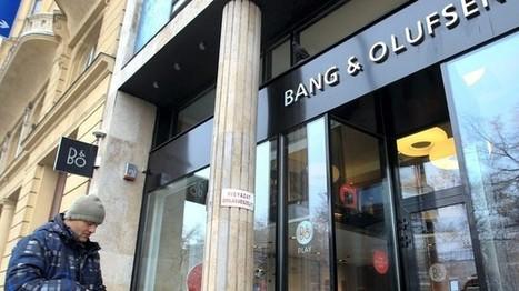 Aktier: B&O banket til bunds efter nedjustering   HD brobygning   Scoop.it