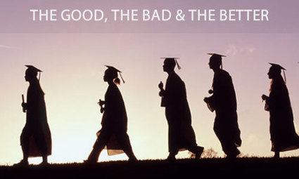 THE GOOD, THE BAD & THE BETTER | Culturational Chemistry™ | Scoop.it