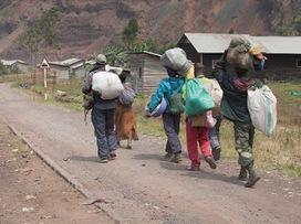 RDC: des experts élaborent une politique nationale pour la protection des déplacés   Mes sources   Scoop.it