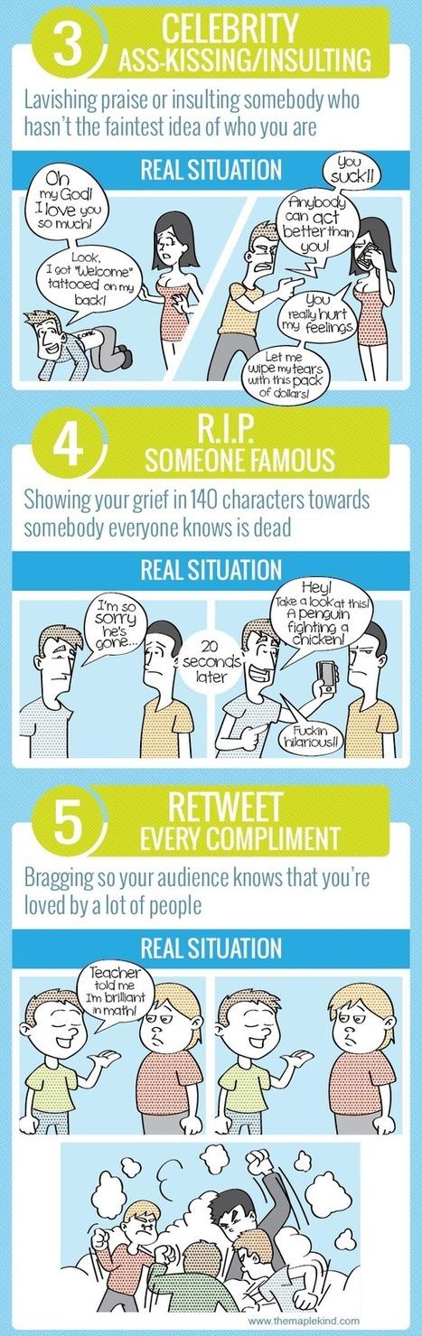 10 Twitter Mistakes | Social Media Today | latarralla1 | Scoop.it