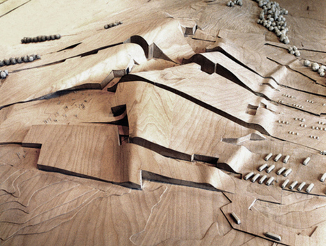 Lebbeus Woods (1940-2012): Building Landscapes | The Architecture of the City | Scoop.it