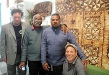 Kanak activist certain upcoming doco will help environmental fight in New Caledonia |  Pacific Scoop | Kiosque du monde : Océanie | Scoop.it