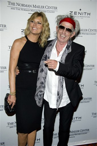 Mailer Prize for 'distinguished' Keith Richards | LibraryLinks LiensBiblio | Scoop.it