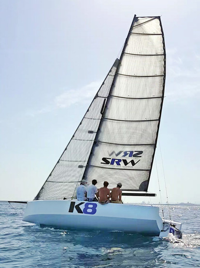 Soft-Wing Sport Boat - Professional BoatBuilder Magazine | Soft Wing Sails | Scoop.it