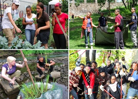 URBAN ENVIRONMENTAL EDUCATION AND SENSE OF PLACE | Research, sustainability and learning | Scoop.it