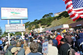 Second Amendment Gun Rally Converges in Pacifica | Amendment 2 | Scoop.it