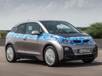 Design News - Captain Hybrid - Slideshow: BMW Unveils Premium Electric Car | UtilityTree | Scoop.it
