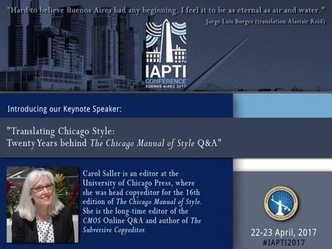 IAPTI - International Association of Professional Translators and Interpreters | On Interpreting | Scoop.it