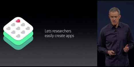 What Apple has learned from ResearchKit so far | UX-UI-Wearable-Tech for Enhanced Human | Scoop.it