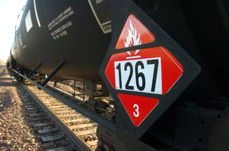 California warns of oil-by-rail while keeping data secret | Sustain Our Earth | Scoop.it