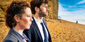 """Broadchurch"", la série qui a cartonné en Grande-Bretagne arrive sur France 2 
