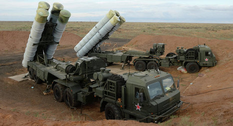 Syria is Getting the Best Air Defense Missile System Ever | Saif al Islam | Scoop.it