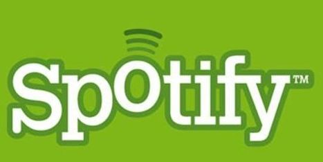 Spotify lève 100 millions de dollars, une version Web en vue | News musique | Scoop.it