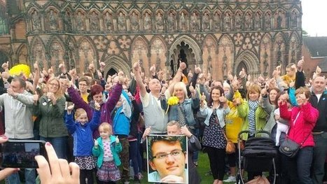 'Thumbs up' as Sutton funeral held | The Economy Observer | Scoop.it