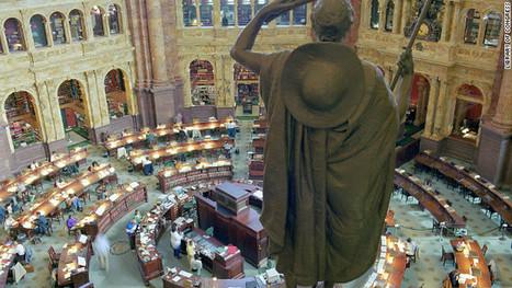 Library of Congress digs into 170 billion tweets   Curaduria de contenidos y Preservacion digital   Scoop.it