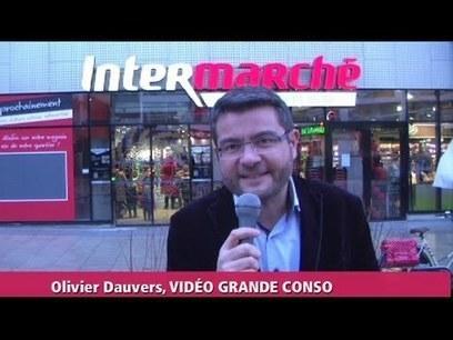 » France : Intermarché connecte ses étiquettes électroniques à une solution de couponing et de self-scanning | Web technology - ES | Scoop.it