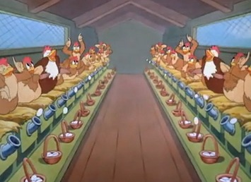 Insane Disney WWII Propaganda Toon Says 'Food Will Win the War ... | Machinimania | Scoop.it