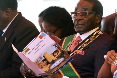 Zimbabwe's Robert Mugabe vows to continue sweeping black empowerment - Washington Post | Zimbabwe conflict | Scoop.it
