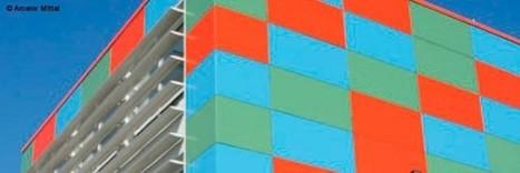 L'acier prélaqué, durable et respectueux de l'environnement | Conseil construction de maison | Scoop.it